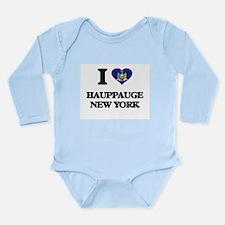 I love Hauppauge New York Body Suit