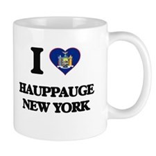 I love Hauppauge New York Mugs