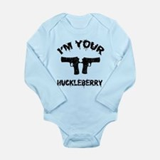 Im your Huckleberry Body Suit
