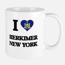 I love Herkimer New York Mugs
