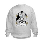 Boughton Family Crest Kids Sweatshirt