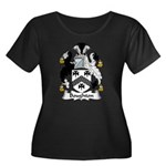 Boughton Family Crest Women's Plus Size Scoop Neck