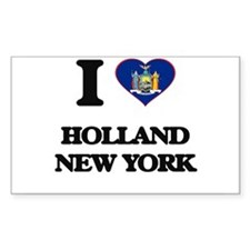 I love Holland New York Decal