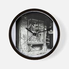 906 Bourbon St. Wall Clock