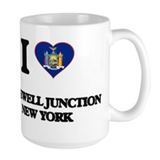 I love Hopewell Junction New York Mugs