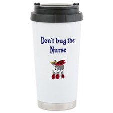 Cute Health care Travel Mug