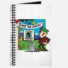 Save Our Earth! Journal