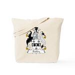 Bosley Family Crest Tote Bag