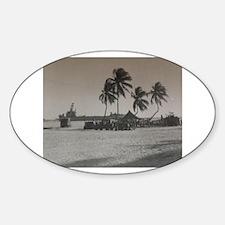 1950's Cuba 2 Decal