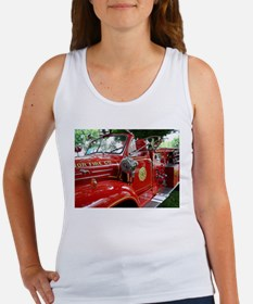 red fire engine 1 Tank Top