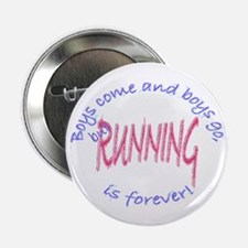 """boys come and go running 2.25"""" Button (10 pack)"""