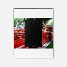 red fire engine 1 Picture Frame