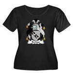 Borlase Family Crest Women's Plus Size Scoop Neck