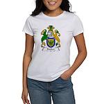Booker Family Crest Women's T-Shirt