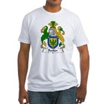 Booker Family Crest Fitted T-Shirt