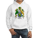 Booker Family Crest Hooded Sweatshirt