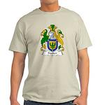 Booker Family Crest Light T-Shirt