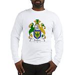 Booker Family Crest Long Sleeve T-Shirt