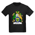 Booker Family Crest Kids Dark T-Shirt