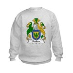 Booker Family Crest Kids Sweatshirt