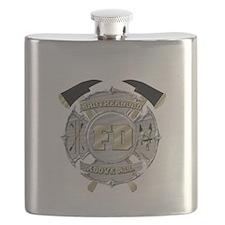 BrotherHood fire service 1 Flask