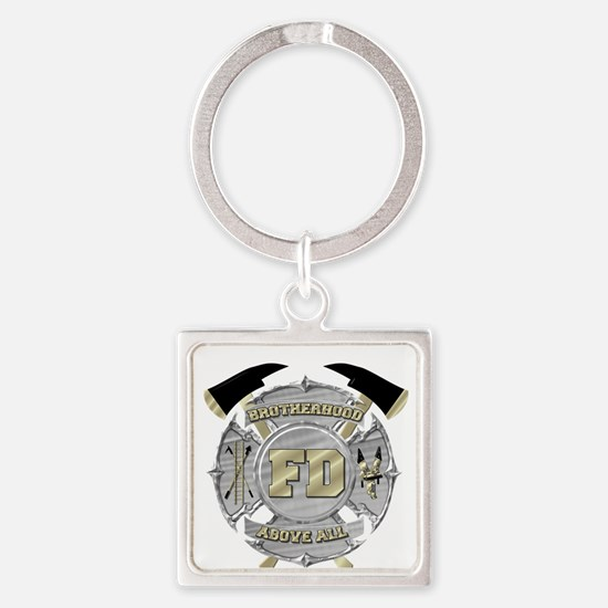 BrotherHood fire service 1 Keychains
