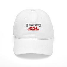 """The World's Greatest Apple Grower"" Baseball Cap"