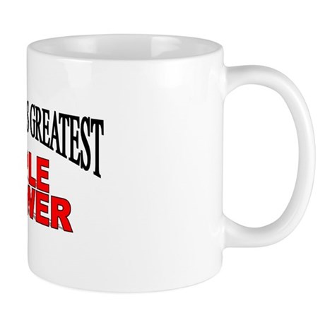 """The World's Greatest Apple Grower"" Mug"