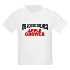 """The World's Greatest Apple Grower"" T-Shirt"