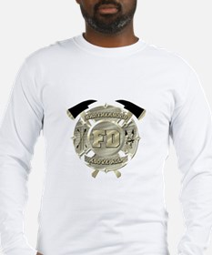 BrotherHood fire service 2 Long Sleeve T-Shirt