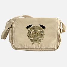 BrotherHood fire service 2 Messenger Bag