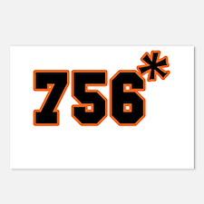 756 Asterisk Postcards (Package of 8)