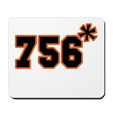 756 Asterisk Mousepad