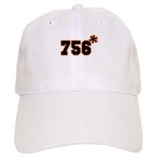 756 Asterisk Baseball Baseball Cap