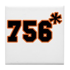 756 Asterisk Tile Coaster