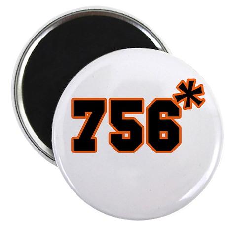 756 Asterisk Magnet