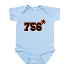 756 Asterisk Infant Bodysuit