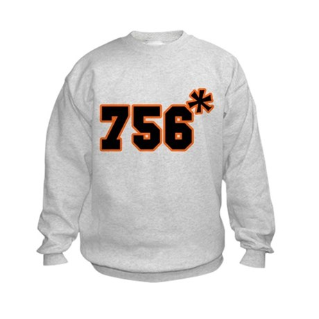 756 Asterisk Kids Sweatshirt