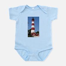 Asateague lighthouse (bright) Body Suit