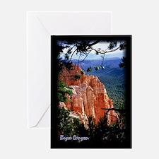 Bryce Canyon, Utah - Greeting Card