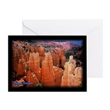 Bryce Canyon - Fairyland Point - Greeting Card
