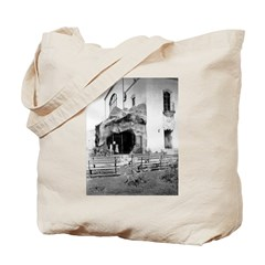 St. Leo the Great Grotto & Church Tote Bag