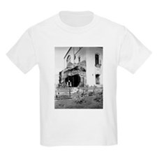 St. Leo the Great Grotto & Church Kids T-Shirt