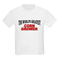 """The World's Greatest Corn Grower"" T-Shirt"