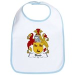Blood Family Crest Bib