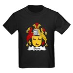 Blood Family Crest Kids Dark T-Shirt