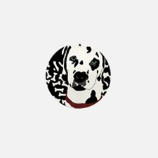 Dalmatian Mini Button