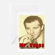 Bugsy Cigar Greeting Card