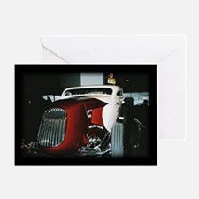 1934 Ford - Greeting Card