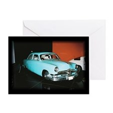 1950 Ford - Greeting Card